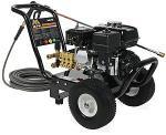 Mi-T-M JP Series 2400 PSI Cold Water Gasoline Direct Drive Pressure Washer