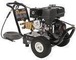 Mi-T-M JP Series 3000 PSI Cold Water Gasoline Direct Drive Pressure Washer