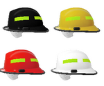 PIP F6™ Structural Fire Helmet  W/ Retractable Eye Protector