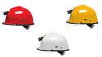 PIP R3T KIWI™ ESS Goggle Mount Protective Rescue Helmet - Built In Light Holder