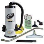 "ProTeam AviationVac 6 qt. Backpack Vacuum w/ 1.5"" Tool Kit"