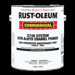 Rust-Oleum® DTM Alkyd Enamel Primer FLAT GRAY (Gallon)