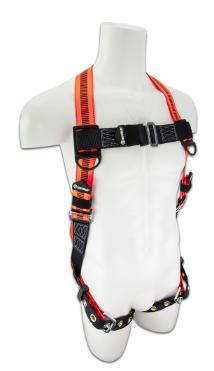 SafeWaze V-Line Harness w/ Grommet Legs