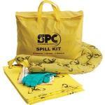 SPC® Brightsorb Hi-Vis Chemical Economy Spill Kit