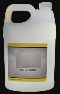 Surge Industrial 80% Ethanol Hand Sanitizer - 4 Gallons