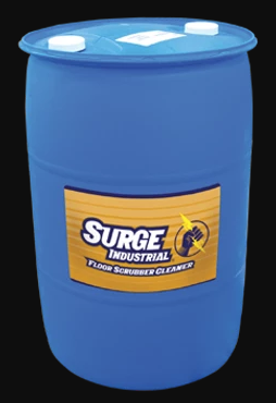 Surge Industrial Commercial Floor Cleaner Concentrate - 55 Gallon Drum