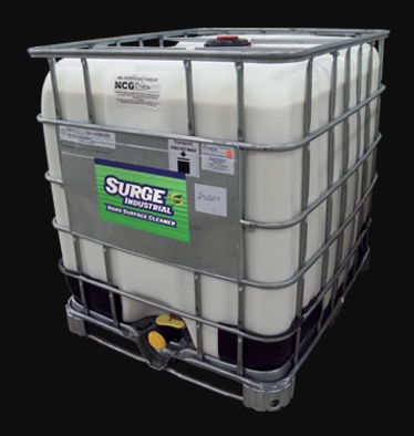 Surge Industrial Commercial Hard Surface Cleaner Concentrate - 275 Gallon Tote