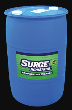 Surge Industrial Commercial Hard Surface Cleaner Concentrate - 55 Gallon Drum