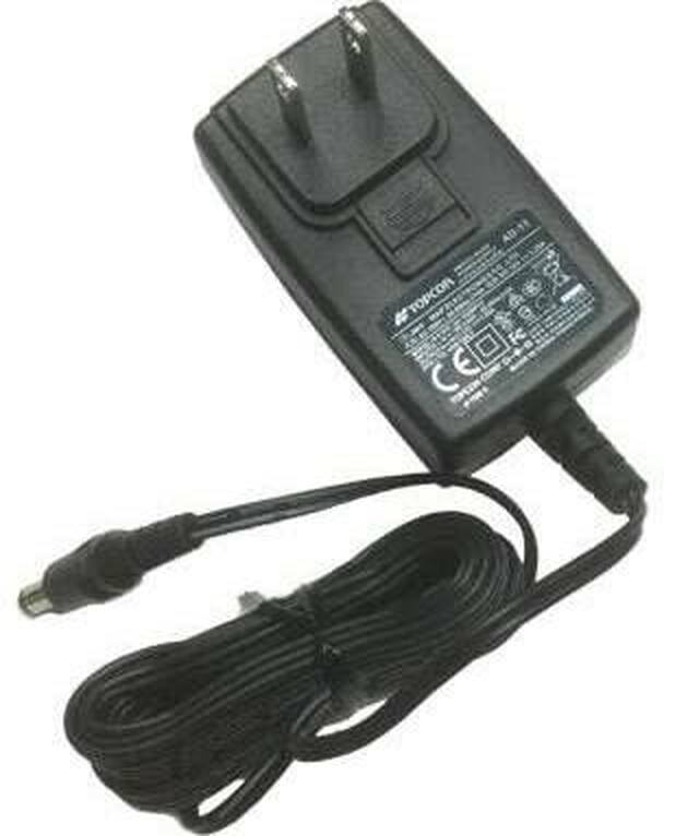 Topcon Charger for TP-L6 Pipe Lasers (1038707-01)