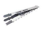 "TPI: 6T:  MK Morse 6"" Carbon Jig Saw Blades- Universal- 5 Pack"