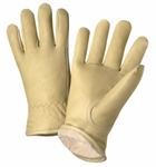 West Chester Insulated Aqua Armor Select Cowhide Leather Driver Gloves