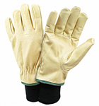 West Chester Medium Insulated Premium Grain Pigskin Driver Gloves
