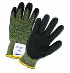 West Chester PosiGrip™ Black Foam Nitrile Palm Coated Aramid/Polyamide Gloves