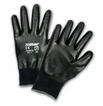 West Chester PosiGrip™ Black Fully Coated Nitrile Gloves