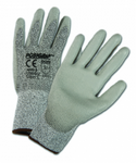 West Chester PosiGrip™ Speckle Gray HPPE PU Palm Coated Gloves