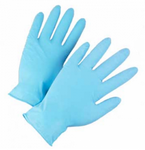 West Chester PosiShield™ 3 Mil Food Grade Powder Free Blue Nitrile Gloves