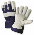 West Chester Premium Select Leather Fleece Lined Palm Cold Weather Gloves