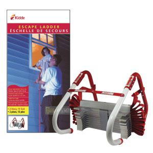 13' Two-Story Escape Ladder