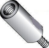 1/4 Diameter Round Male-Female Stainless Steel Standoffs