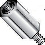 1/4 Hex Male-Female Aluminum Standoffs