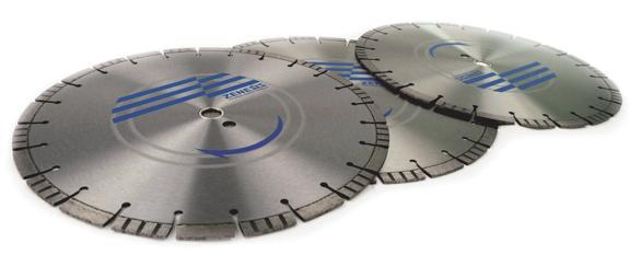 14 x .125 x 20mm Diamond Vantage: ZX4-2: Zenesis Grade For Concrete