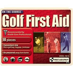 18-Piece Golf First Aid Kit