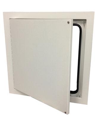 24 X 24 Airtight Watertight Access Door White Prime