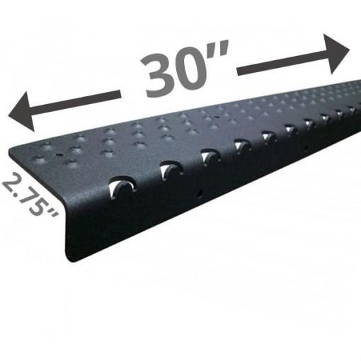 2.75 x 30 Non Slip Nosing – Black