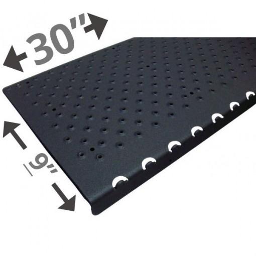 30 Non Slip Nosing 9in wide – Black