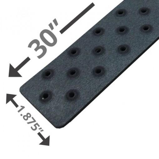 30' Non Slip Strip – Black