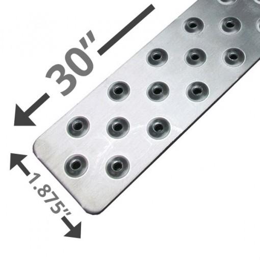 30' Non Slip Strip – Silver