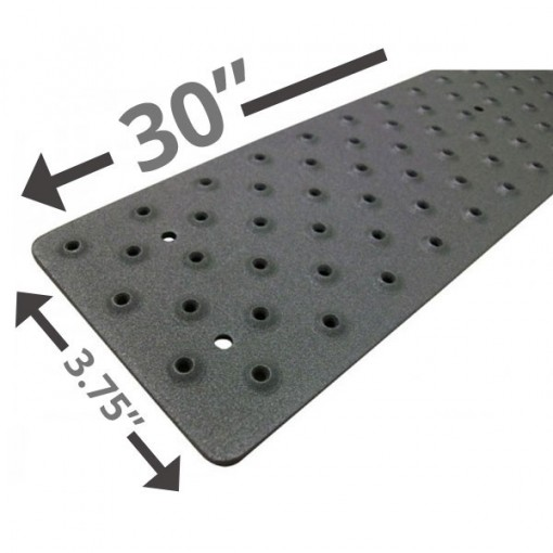 30 Non-Skid Tread – Black