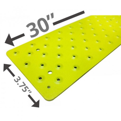 30 Non-Skid Stair Tread – Yellow