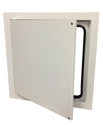 30 X 48 Airtight Watertight Access Door White Prime