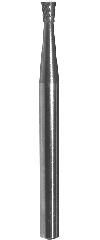 3/32 x 1/8 Inverted Cone Miniature Carbide Bur