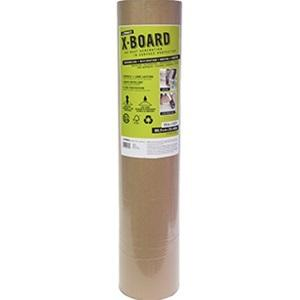 35 X 100' X•BOARD LIGHTWEIGHT BREATHABLE SURFACE PROTECTOR
