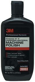 3M Finesse-it™ II Finishing Material- Machine Polish 39003, 16 fl oz