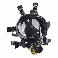 3M Full Facepiece 7800S(M), Respiratory Protection, Medium, Silicone