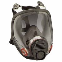 3M Full Facepiece Reusable Respirator 6700, Respiratory Protection, Small