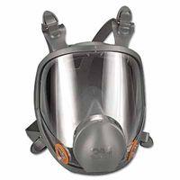 3M Full Facepiece Reusable Respirator 6800, Respiratory Protection, Medium