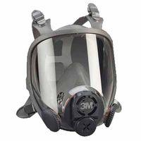 3M Full Facepiece Reusable Respirator 6900DIN, Respiratory Protection, Large