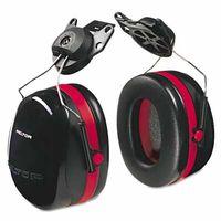 3M H10P3E Peltor™ Optime™ 105 Cap-Mount Earmuffs, Hearing Conservation