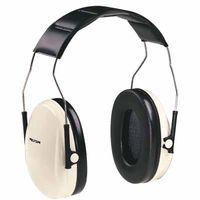 3M H6P3EV Peltor™ Optime™ 95 Cap-Mount Earmuffs, Hearing Conservation