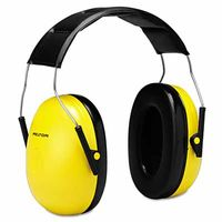 3M H9A Peltor™ Optime™ 98 Over-the-Head Earmuffs, Hearing Conservation