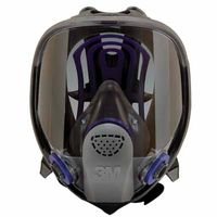 3M Ultimate FX Full Facepiece Reusable Respirator FF-401, Respiratory Protection, Small
