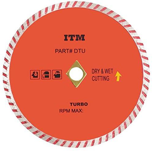 4-1/2 Turbo Diamond Cutting Wheel