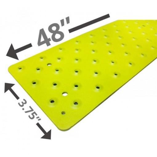 48 Non-Skid Tread – Yellow