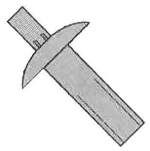 5/32X9/16 CNTRSUK AL DRV RIV SS PIN ALUMINUM