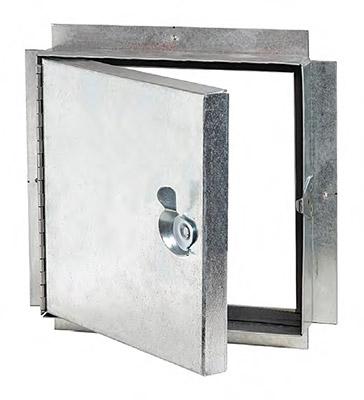 6 X 6 Hinged True Fit Duct Access Door
