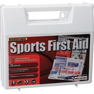 71-Piece Sports First Aid Kit